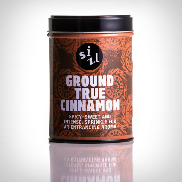 Ground True Cinnamon 80g