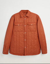 Load image into Gallery viewer, Quilted Overshirt