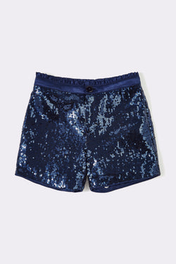 Ruby Sequin Shorts