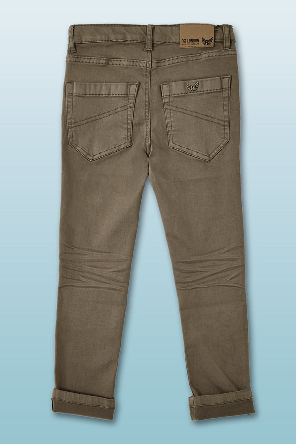 London Skinny Khaki