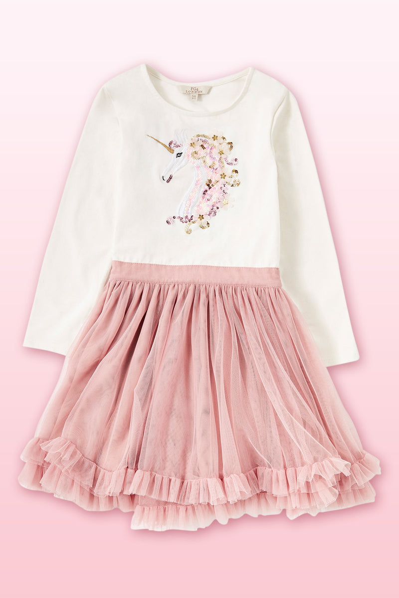 Bailey Unicorn Dress