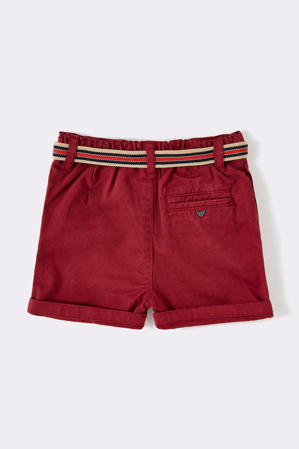 Knightsbridge Short Red