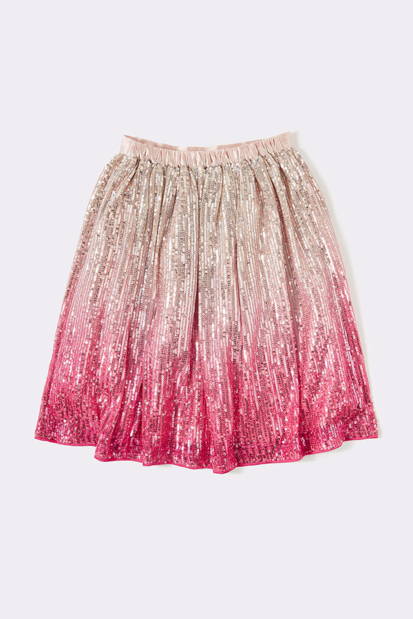 Sequin Ballerina Skirt