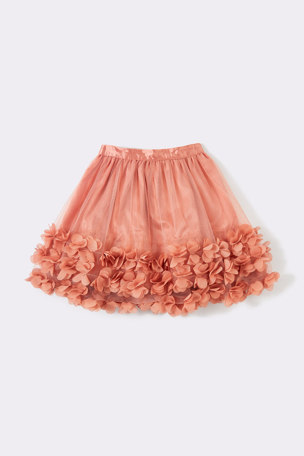 Flower Paloma Skirt