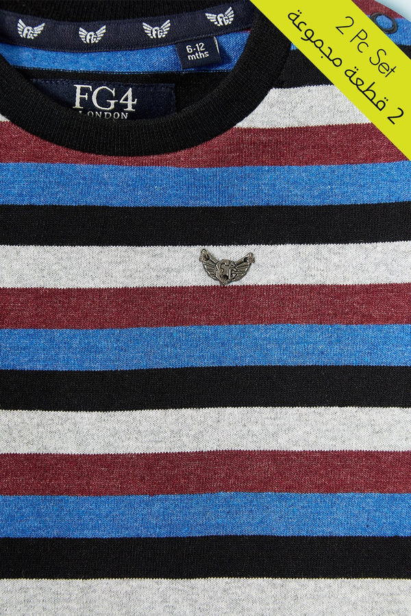 Bertie Polo Tee Set