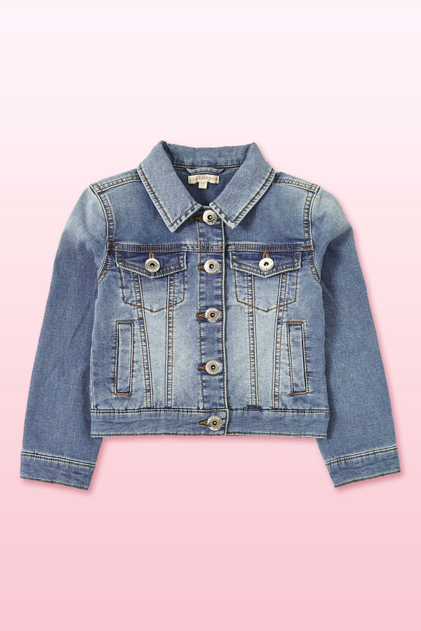 Sophia Denim Jacket