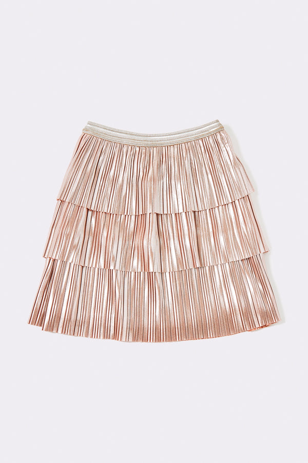 Isla Skirt Gold