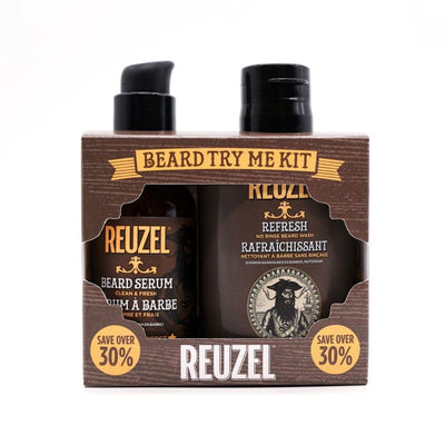 Clean & Fresh Beard Try Me Kit