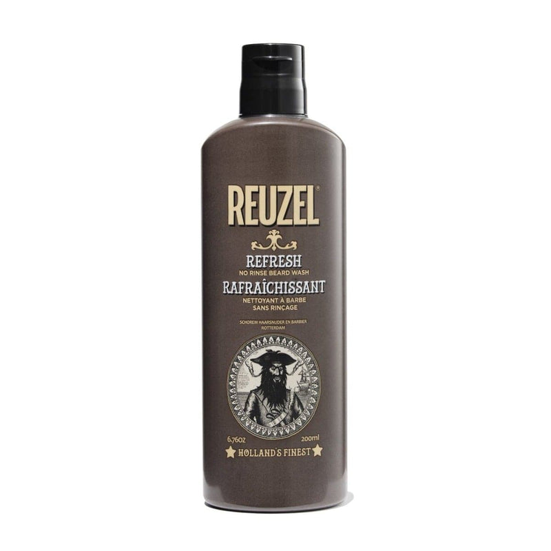 REFRESH No Rinse Beard Wash