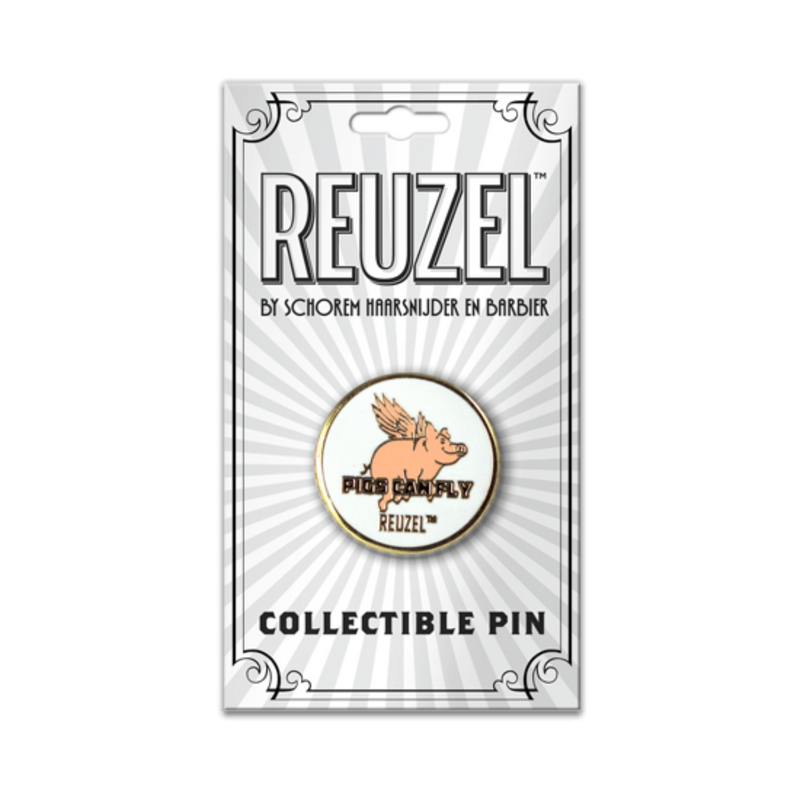 Reuzel Collectible Pin: Pigs Can Fly