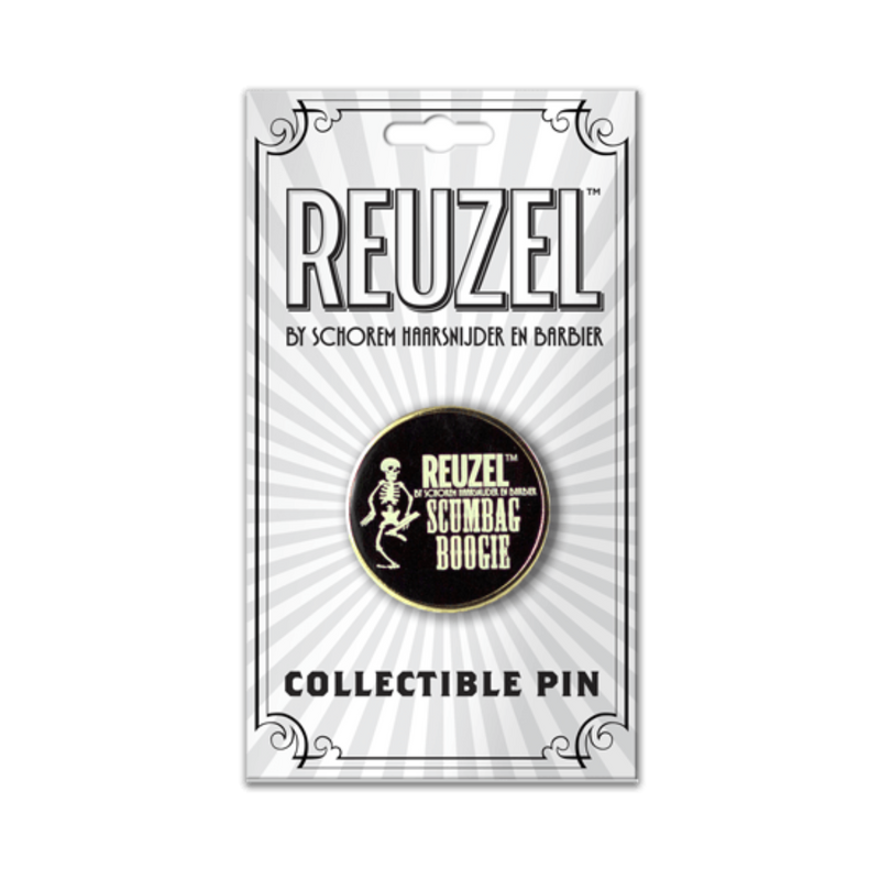 Reuzel Collectible Pin: Scumbag Boogie