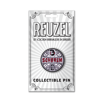 Reuzel Collectible Pin: Schorem Elvis