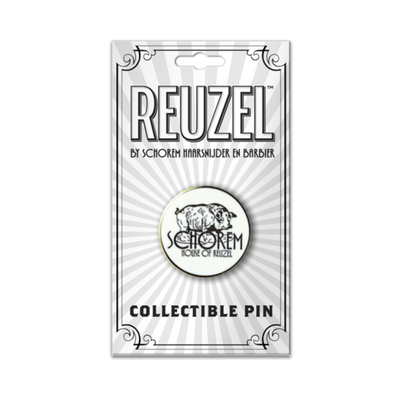 Reuzel Collectible Pin: Schorem House of Reuzel