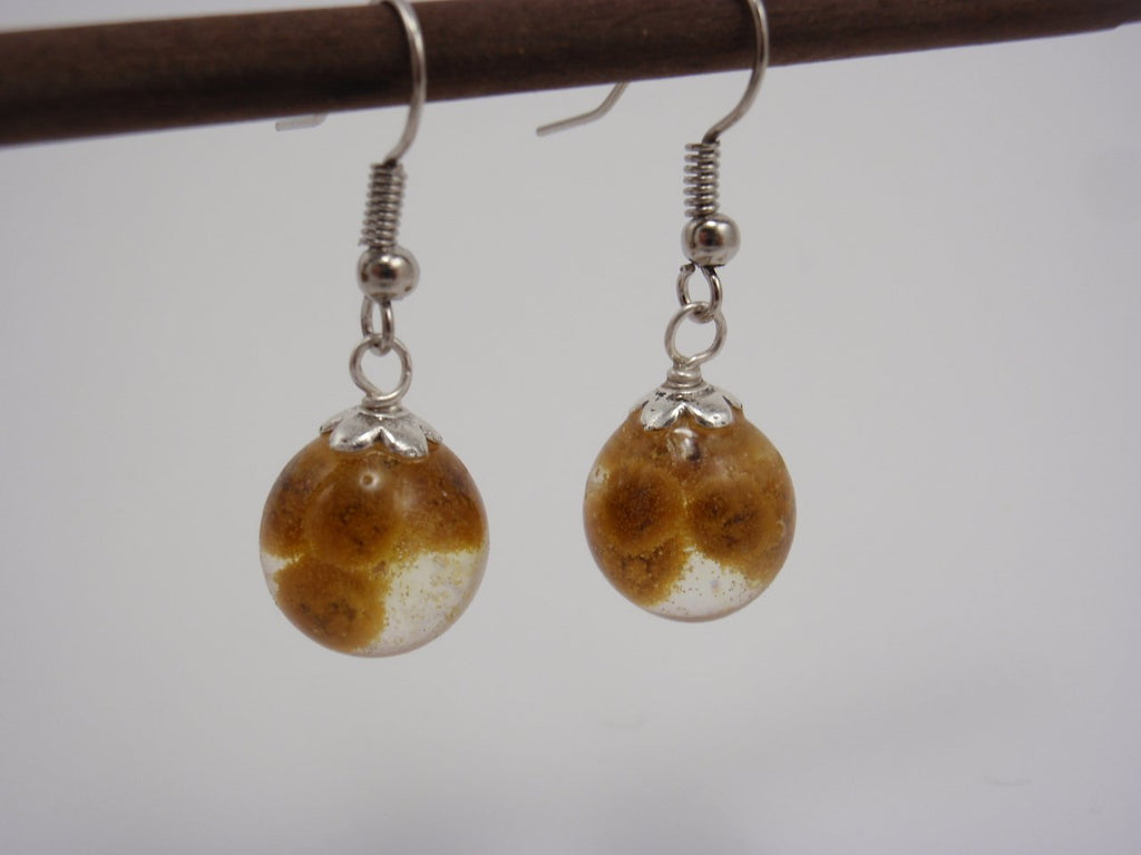 Mimosae earrings