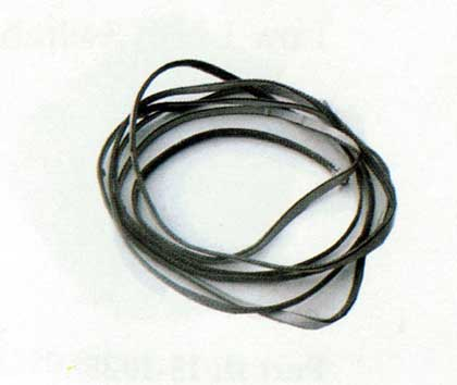 Glass Gasket Kit 1/4 inch 10 ft.
