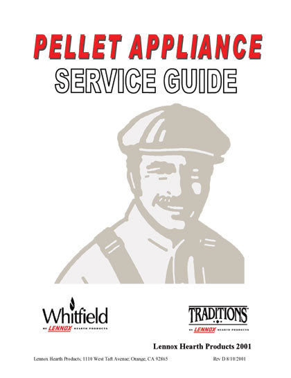 Whitfield Profile 20-30 Service Manual