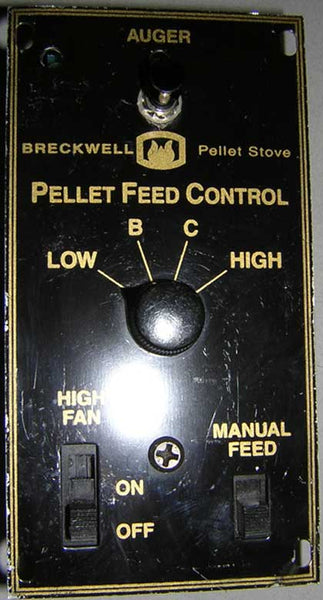 Breckwell A-E-057KIT Control Panel Conversion Kit