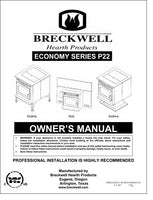 Breckwell P22 Owner's Manual 2005