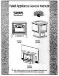 Earth Stove Traditions TP300 NF2000 Service Manual