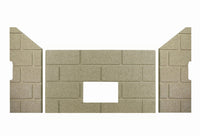 Whitfield Profile 30 and Optima 3 Firebrick