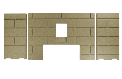 Brick Panels Fire Bricks P22 and P4000