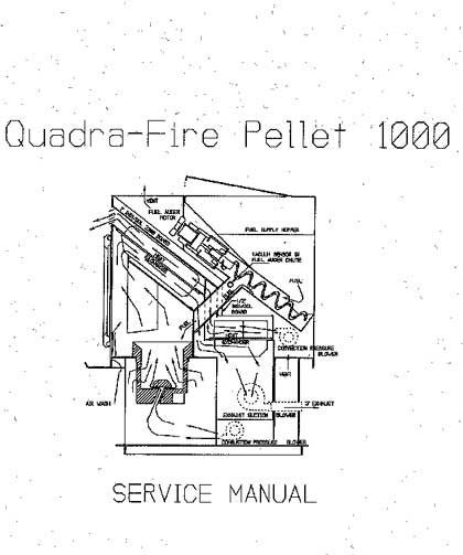 Quadra Fire 1000 Service Manual