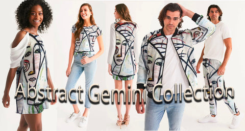Gemini Abstract Collection Berlin Art