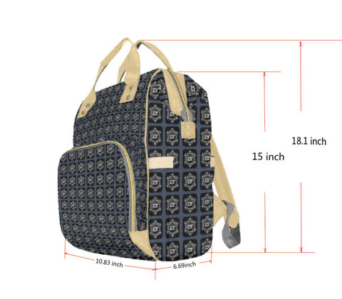 ENE LUXE BAG Dimensions