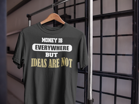 ENE TRENDS Money Tee tshirt motivation motivate Motiv8