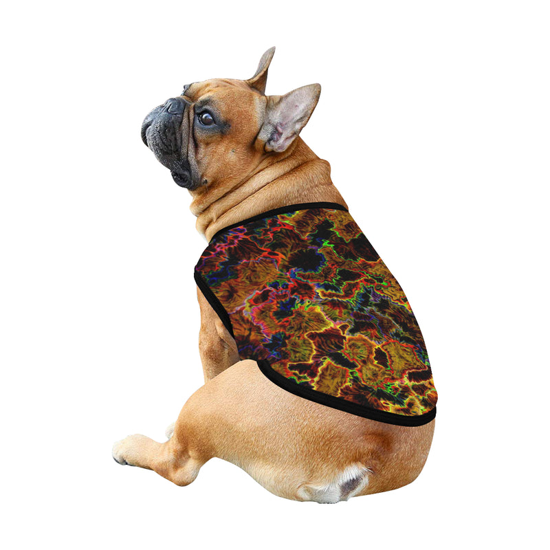 Pucci Vuitton Urban Static Bk Pet Tank Top