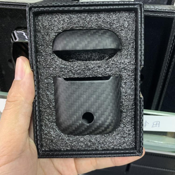 A-1 Carbon fiber AirPod headset case