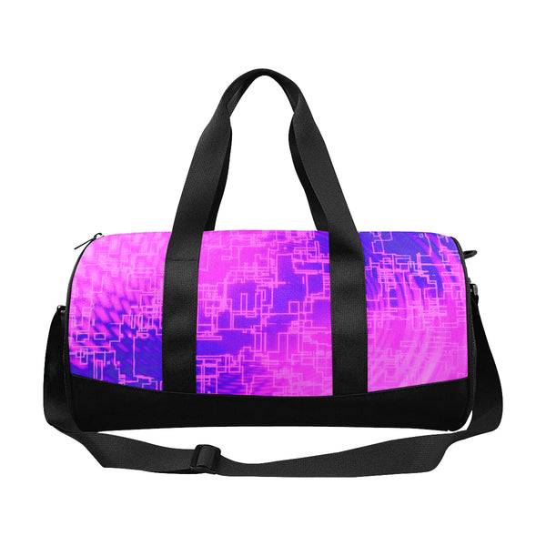 Pink Radiance Sweatin Sexy Duffle Bag - ENE TRENDS