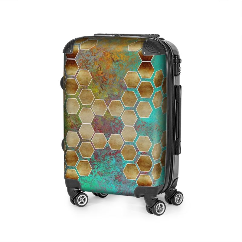 Touch of Gold Travel Bag