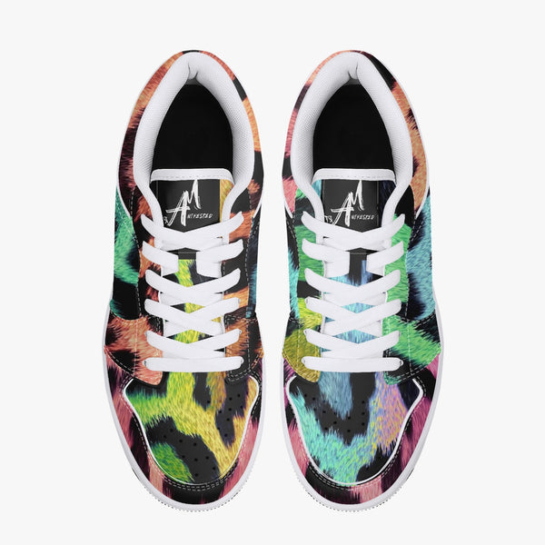 Leopard, Sneakers, shoes Tie Dye,Clothes for Instagram, Streetwear Clothing, urban streetwear, couture