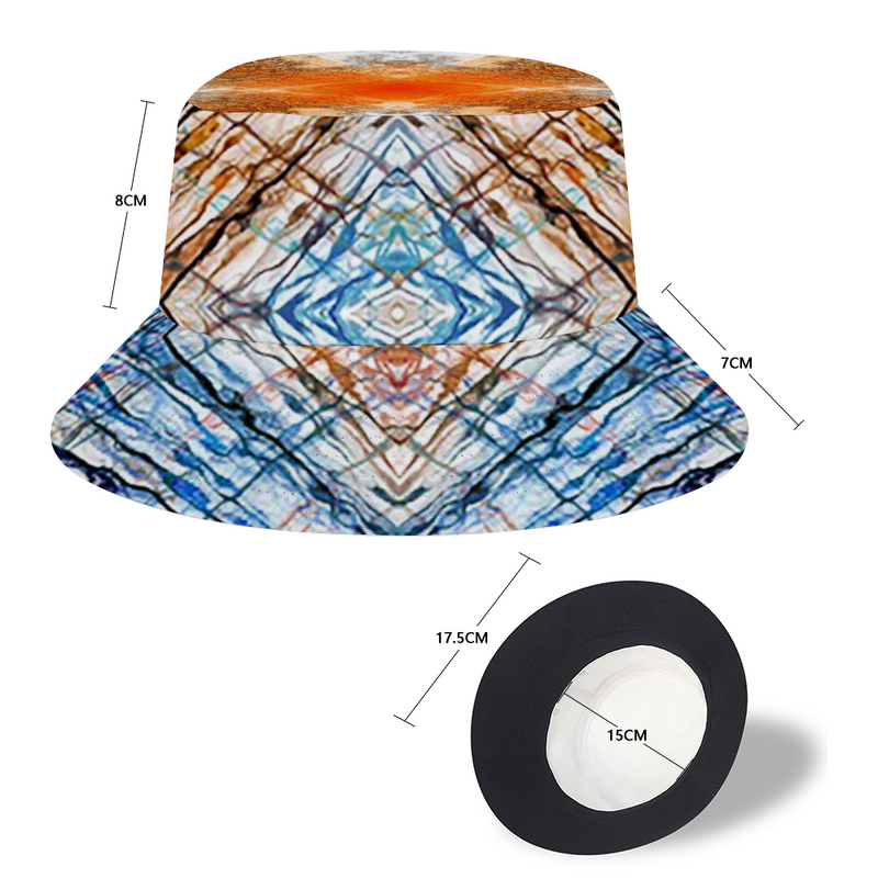 Sonic Pulse Customized Bucket Hat