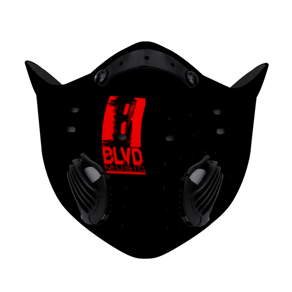 BLVD 1b Customized Face Cover