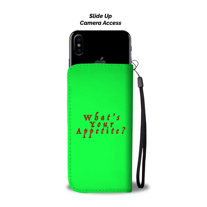 Money Hungry An Appetite For A Mill Phone Wallet (Brian Angel Collection) Limited Edition - ENE TRENDS