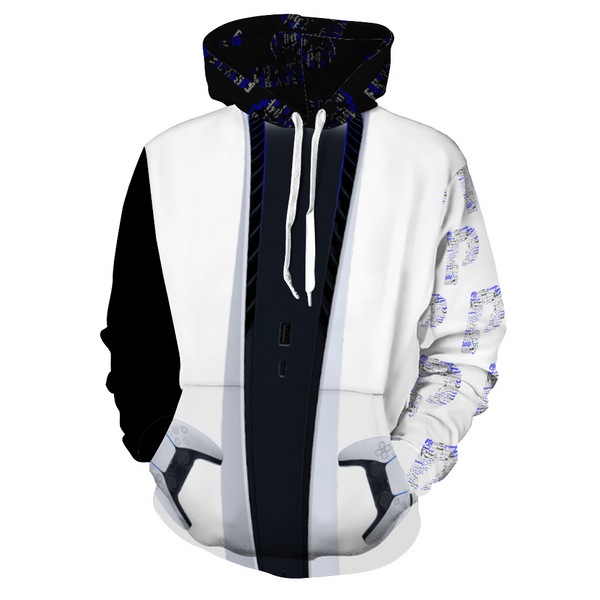 PS5 Hoodie, Clothes, Customized