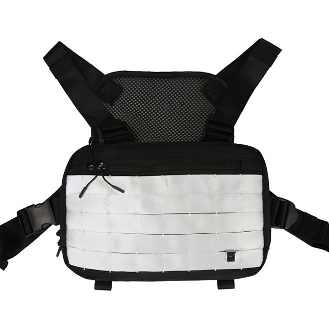 The Money Bag tactical vest chest bag