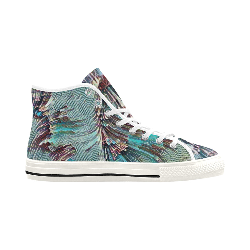 """TSUNAMI"" Men's Canvas Sneakers (1013-1) - ENE TRENDS"