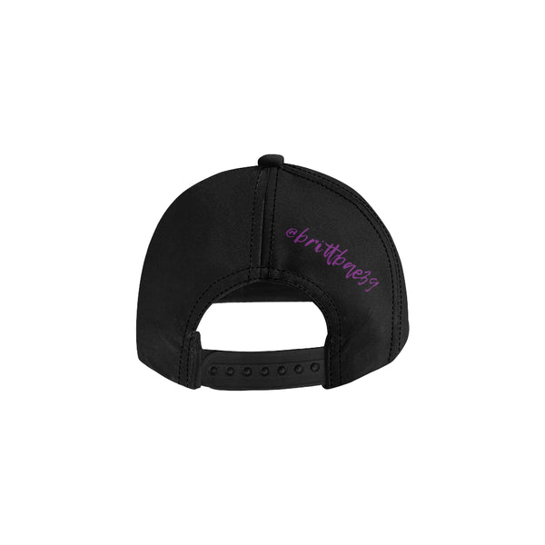 CUSTOM NAME BBW Brian Angel Snapback Hat D