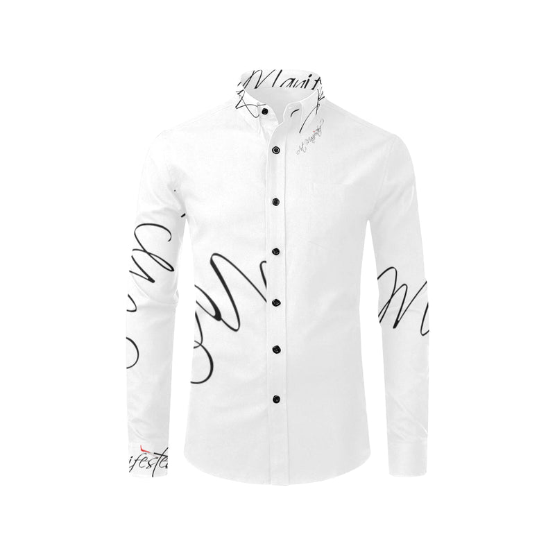 Signature by Art Manifested Custom Cut n Sew Men's Shirt