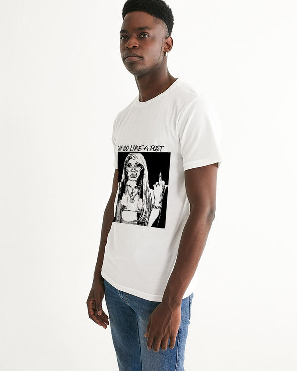 x J.B. Go Like A Post Men's Graphic Tee