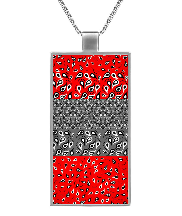 VAQUERO Old Town Dog Tag Necklace