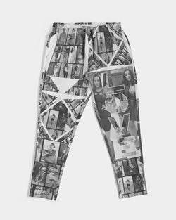 BBW Custom Men's Joggers One of One for Brian Angel