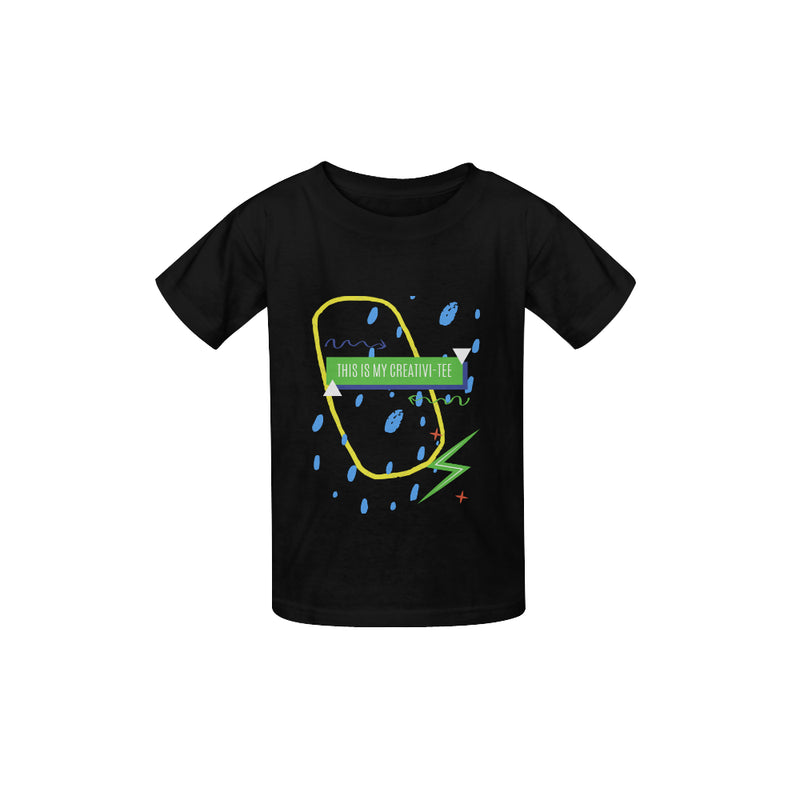 This Is My Creativi-Tee (Unisex/Black)