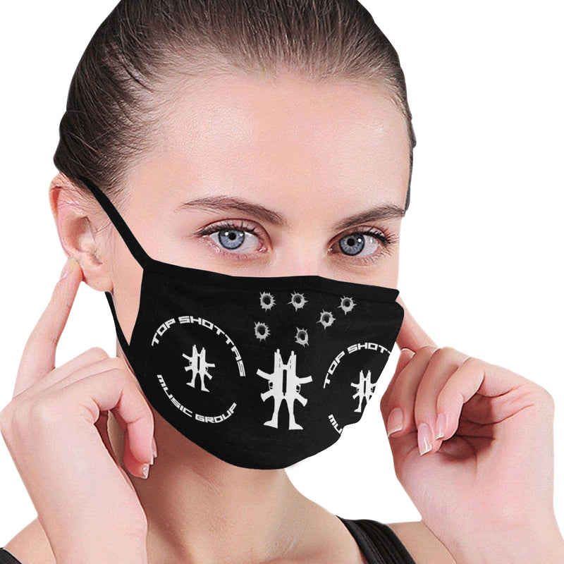 Top Shotta Sample 2 Mouth Mask (Pack of 10)