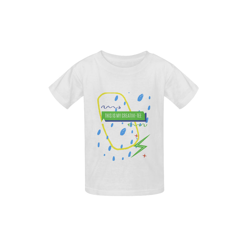 This Is My Creativi-Tee (Unisex/White)