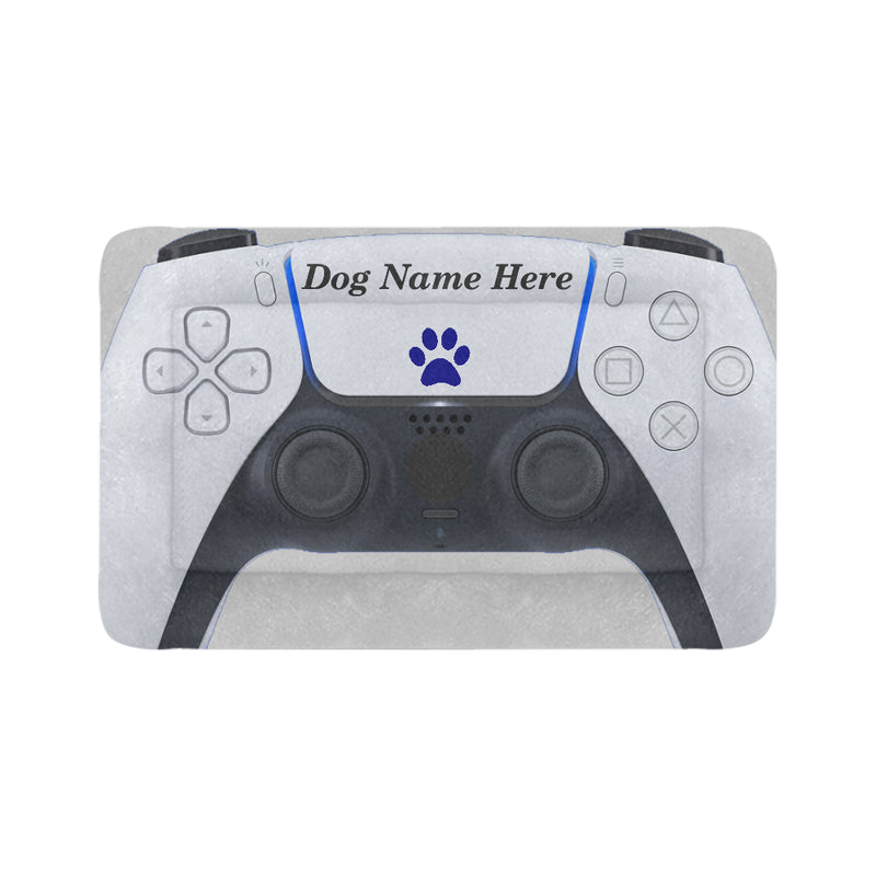 PS 5 Controller Custom Name Pet Bed