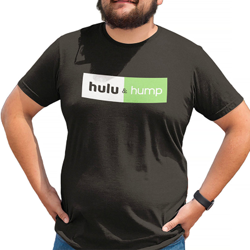 Hulu & Hump double-sided print Men's Premium Organic T-Shirt (Eco-friendly)